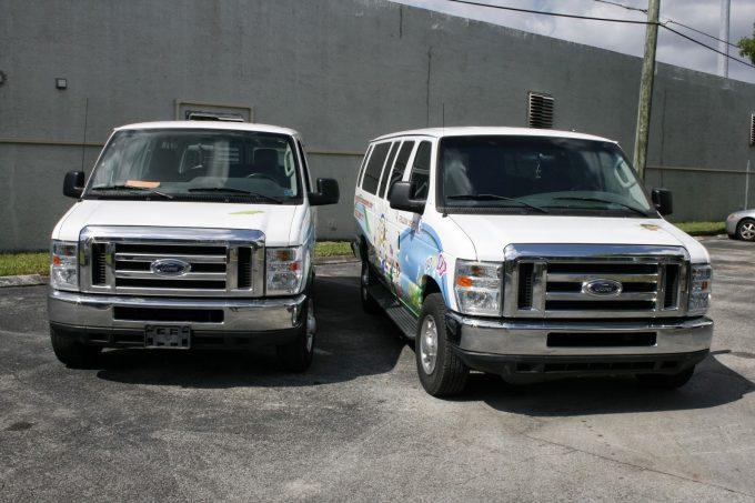 Day Care Center 3M Certified Install, Car Wrap Design & Digital Print West Palm Beach Florida