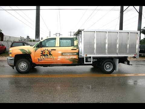 Plant & Landscaping Car & Vehicle Wraps & Graphics for Small Businesses & Fleets
