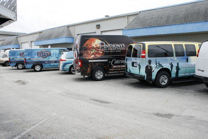 Ram Truck Vinyl Wrap Advertising & Marketing Boca Raton Florida by Car Wrap Solutions