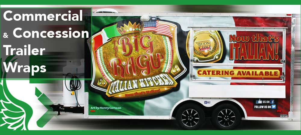 Trailer wrap Fort Lauderdale, Miami, Boca Raton, Palm Beach, Hollywoord, Florida