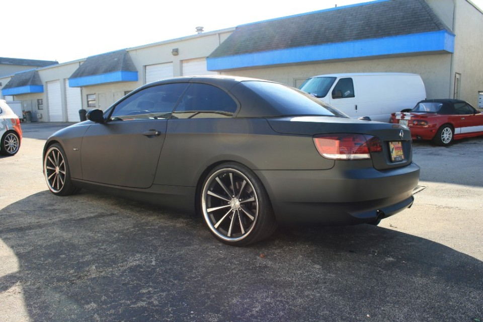 Fort Lauderdale Bmw >> Car Wrap Solutions