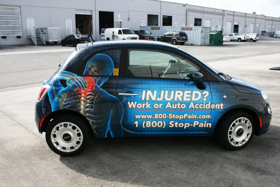 Fiat Car Wraps Graphics Decals Amp Vinyl Lettering