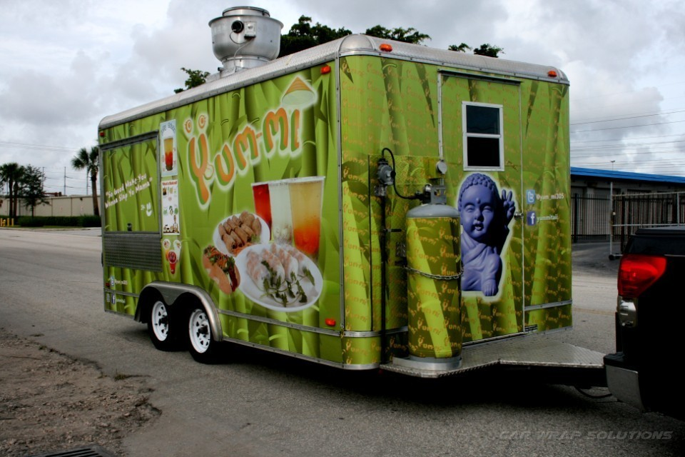 Food Truck In Miami Gardens
