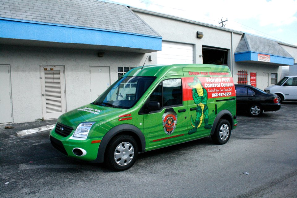 Ford transit connect 3m car wrap