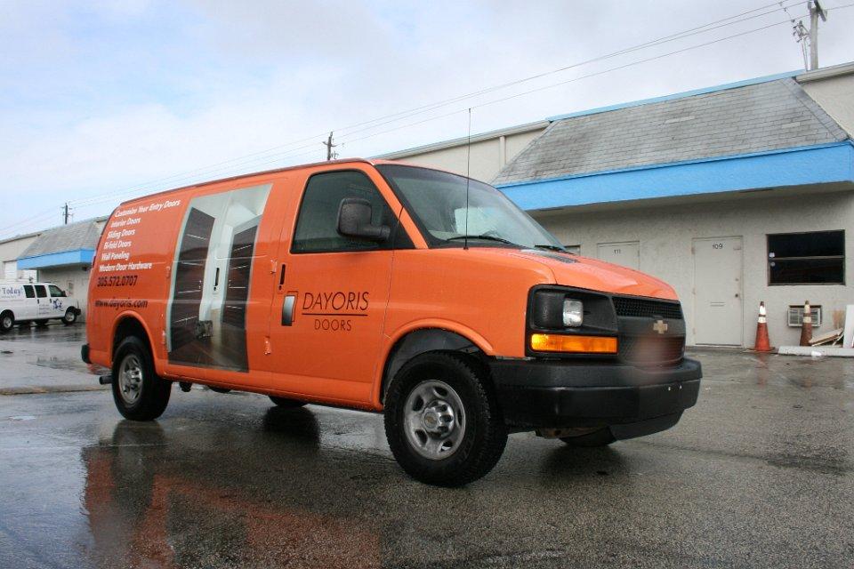 3m Vinyl Vehicle Wrap Miami Florida