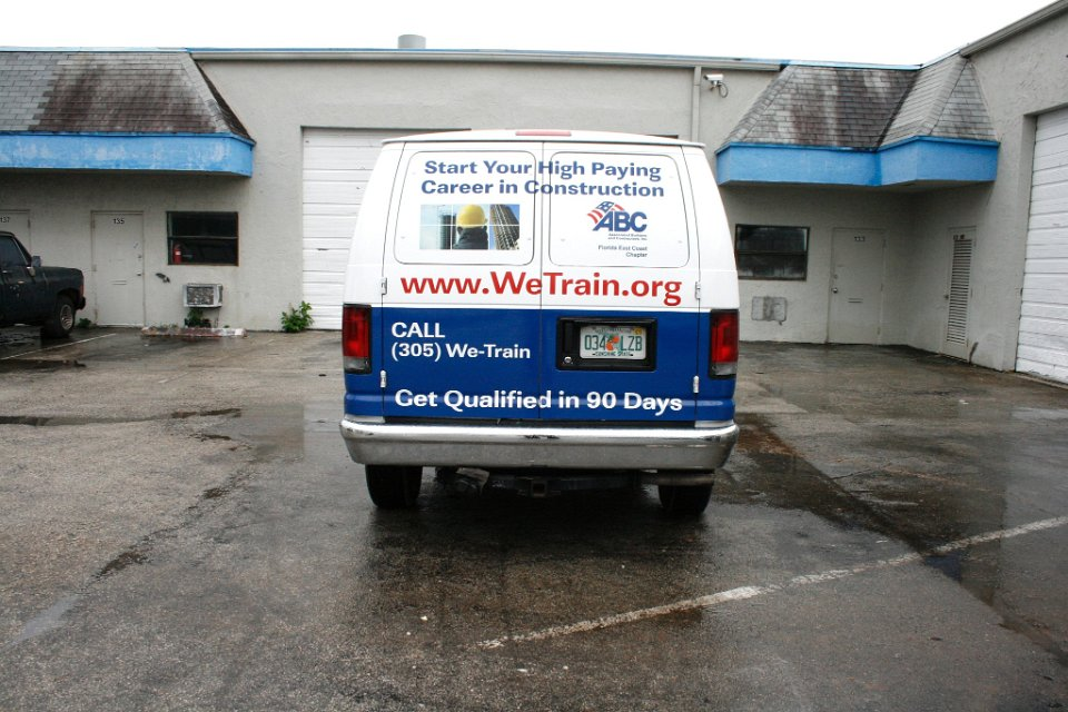 Ford Amp Chevrolet Commercial Work Van Wraps Graphics
