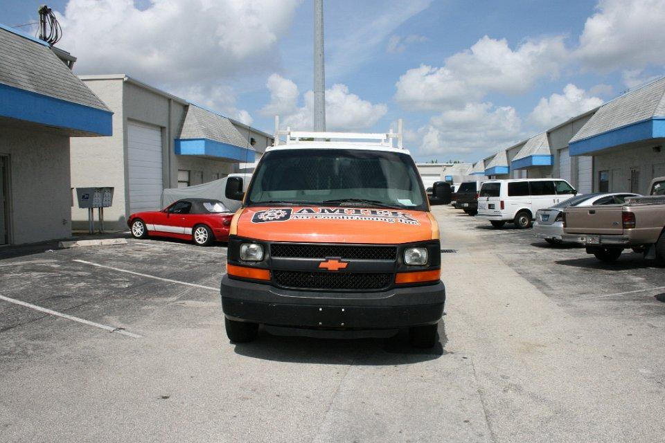 Ford Passenger Van >> IMG 2493