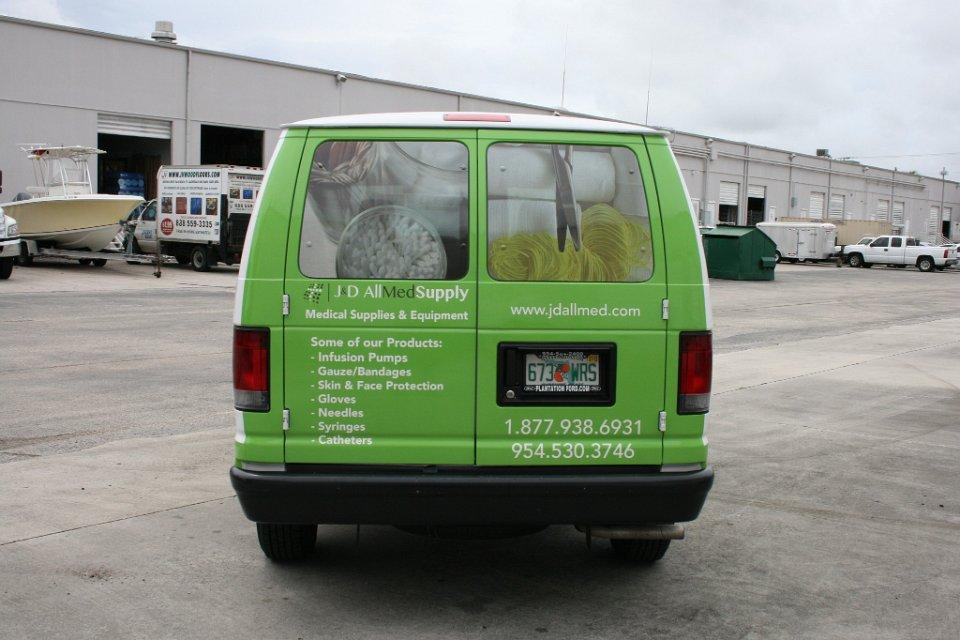 Chevrolet Van IMG 5933