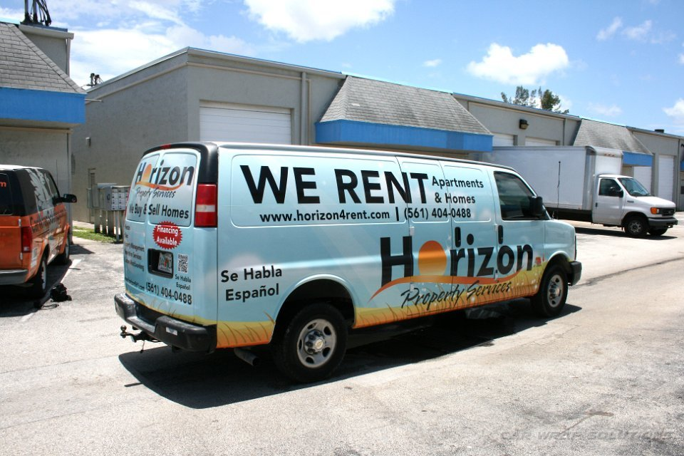 property management car wrap. Cars Review. Best American Auto & Cars Review