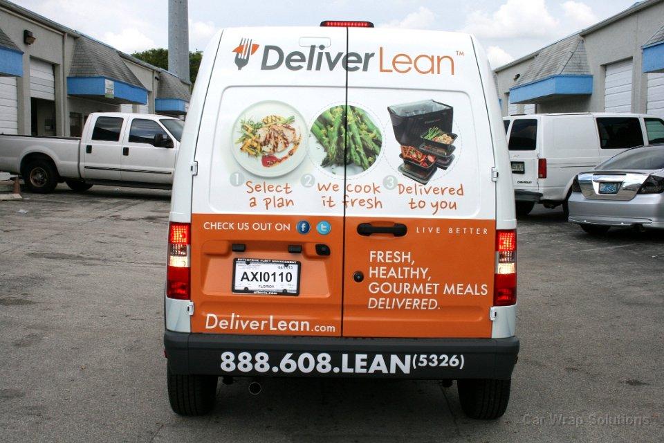 Ford Transit Vans Vinyl Wrap Advertising Graphics Amp Lettering