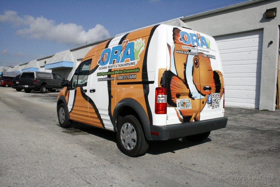 Car Wrap Vinyl >> Ford Transit Vans Vinyl Wraps, Graphics & Lettering