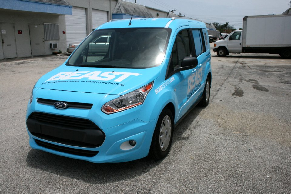 Ford Transit Connect >> Ford Transit Connect Graphics