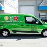 Ford Transit Connect Van Wrap Davie Florida