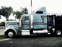 3ad6675ac7 Semi truck decal