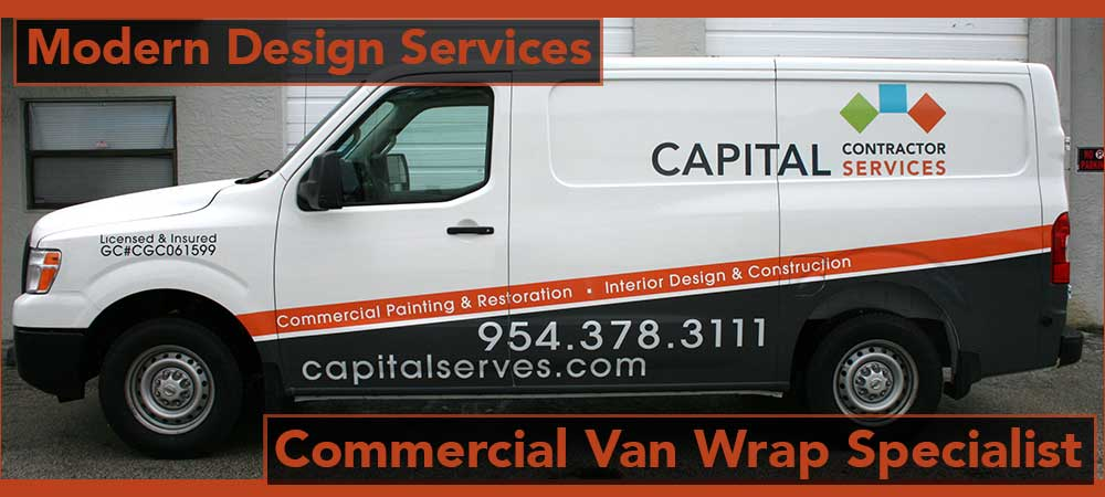 Modern Business Vehicle Decals Custom Vinyl Decals - Modern business vehicle decals