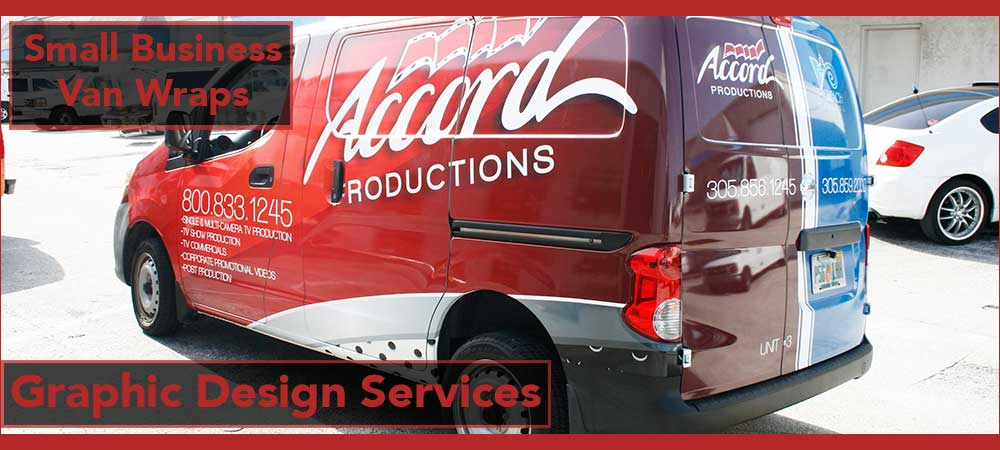 Nissan NV Vans Commercial Fleet Vinyl Wraps