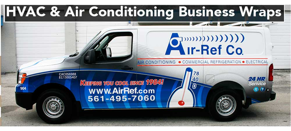 Nissan NV Vans Small Business Vehicle Wrap Advertising