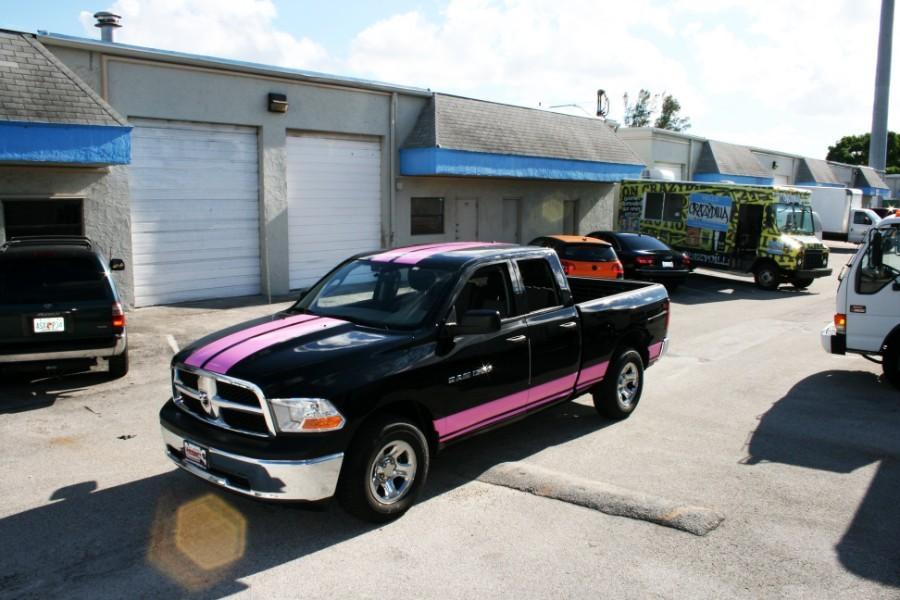 Custom Car Wraps Carbon Fiber Matte Satin Vinyl South Florida