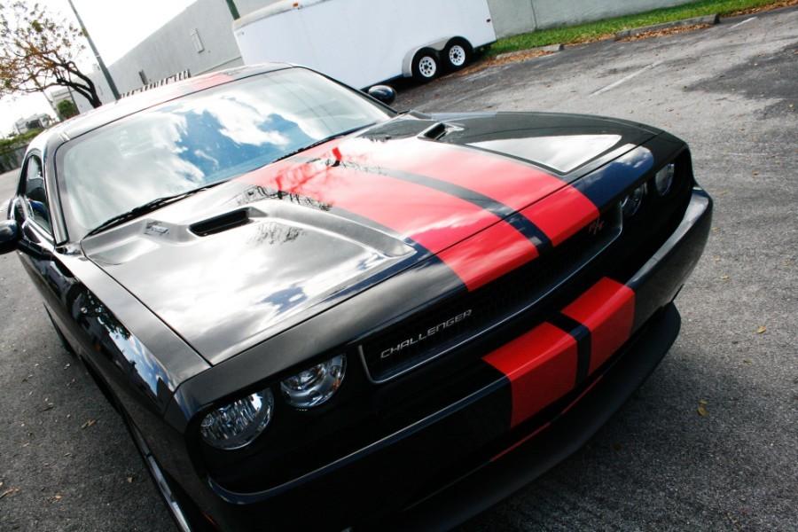 Exotic Amp Custom Car Wraps Carbon Fiber Matte Satin