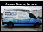 Mercedes Benz Sprinter Van Wrap Advertising Coral Springs Florida