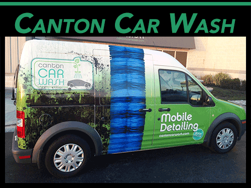 Ford Transit Connect Car Wrap Miami Florida