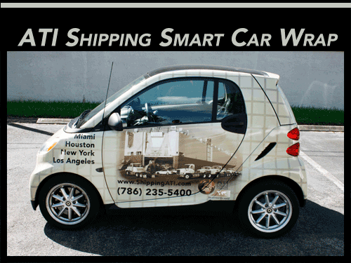 Car Wrap Gallery & Pictures   Car Wrap Solutions