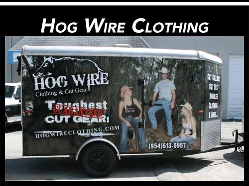 Davie Trailer Wrap