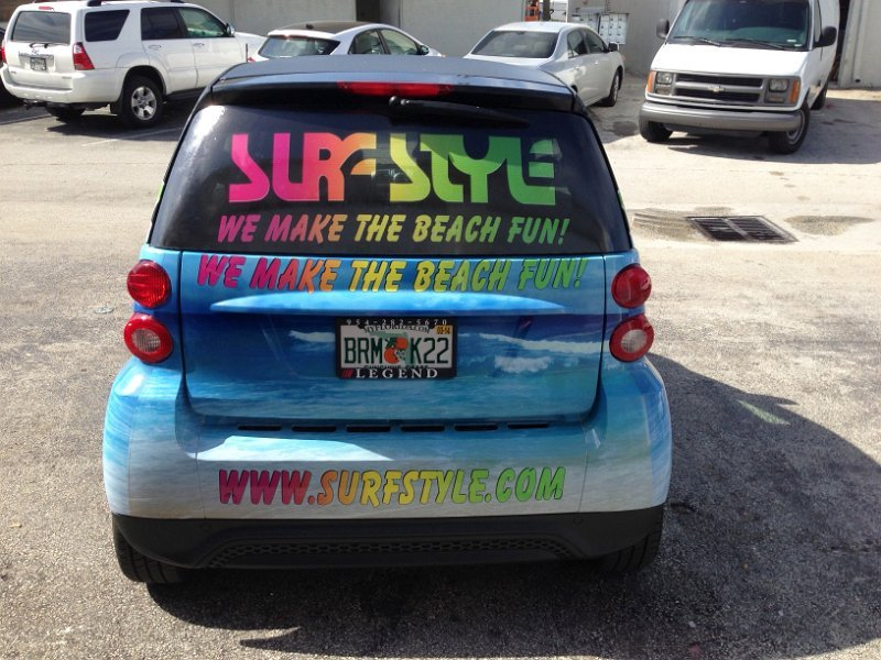 At Superb Graphics We Specialize In Custom Decals Graphics And Rally Stripes For Car Truck Motorcycle Suv Golf Cart And Boat Smart Car Stripes And Graphics