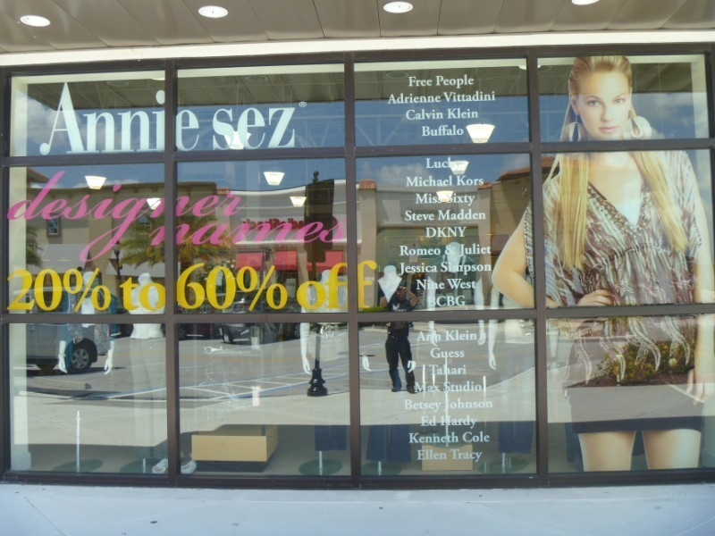 Signs Amp Window Graphics For Store Fronts