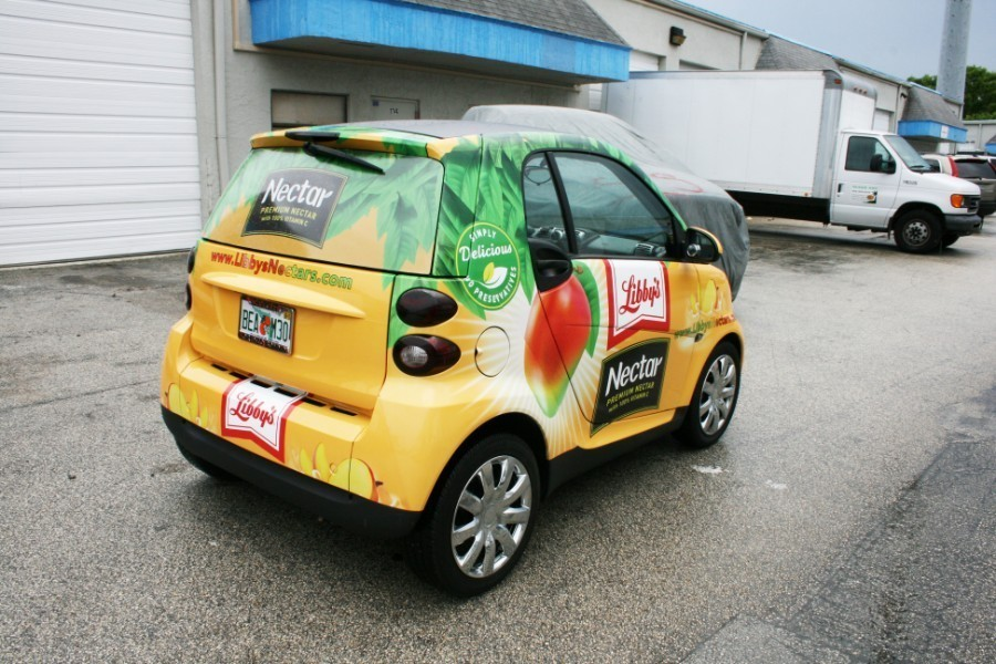 Small Business Amp Fleet Car Wraps Advertising Amp Marketing