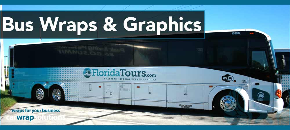Advertising & Marketing Wraps for RVS and Motorhomes, Davie Florida
