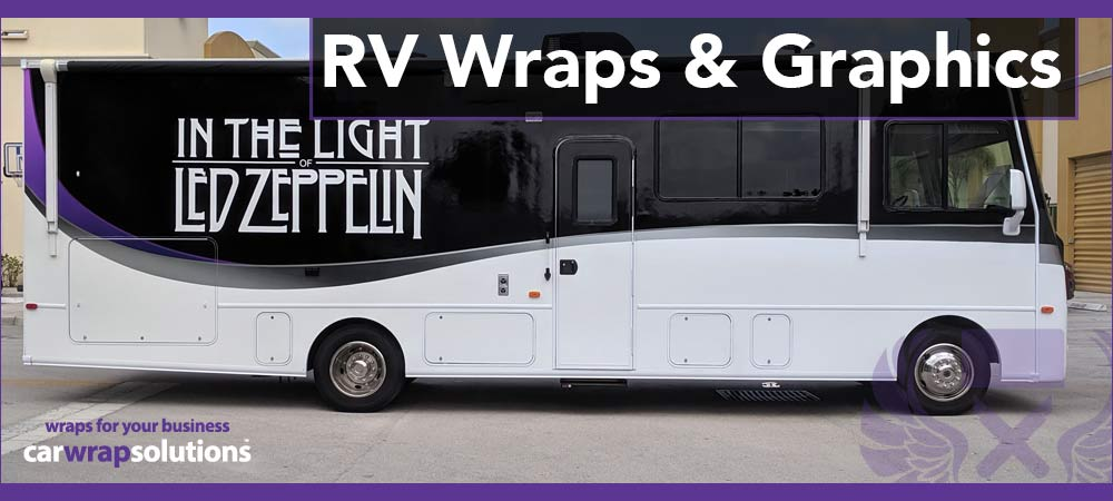 In The Light Of Led Zepplin RV Wrap Fort Lauderdale Florida