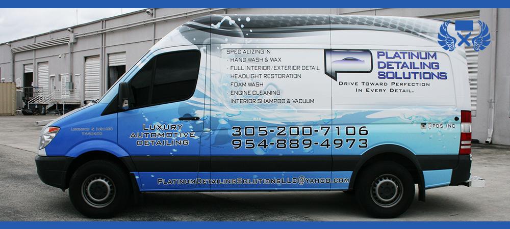 Mercedes Benz Freightliner Dodge Sprinter Van Wraps Amp Graphics