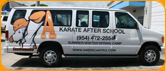 vinyl lettering ft lauderdale martial arts school passenger van vinyl lettering vinyl graphics